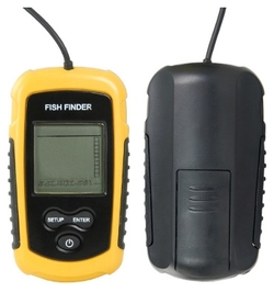 JJ-Connect Fisherman 100M LCD Sona Sensor