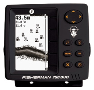 JJ-Connect Fisherman 750 Duo